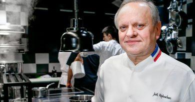Acerca de Joël Robuchon, el cocinero del siglo