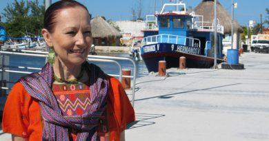 Patricia Quintana/ Embajadora de la cocina mexicana